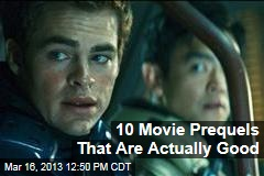 10 Movie Prequels That Are Actually Good