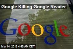 Google to End Google Reader