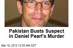 Daniel Pearl Murder Suspect Busted in Pakistan