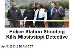 Detective, Suspect Killed at Miss. Police Station