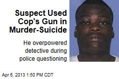 Suspect Shoots Cop, Self During Interrogation