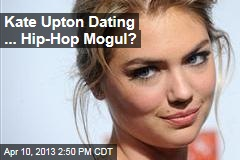 Kate Upton Dating ... Hip-Hop Mogul?