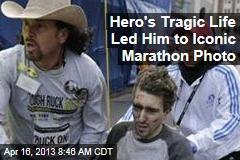 Hero's Tragic Life Led Him to Iconic Marathon Photo