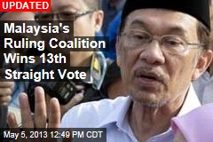 Malaysians Flood Polls in Charged Vote