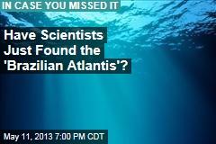 Have Japanese Scientists Just Found Atlantis?