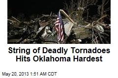 1 Killed as Tornadoes Rip Through Oklahoma