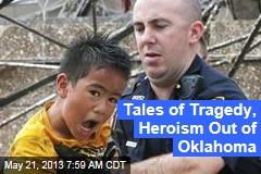 Oklahoma: Coroner Expects 40 More Bodies