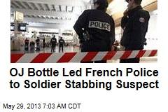 France Makes Arrest in Soldier Stabbing