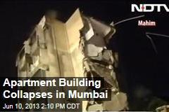 Apartment Building Collapses in Mumbai