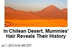 In Chilean Desert, Mummies' Hair Reveals Their History
