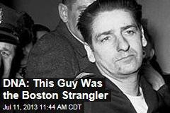 DNA: Yep, This Guy Was the Boston Strangler
