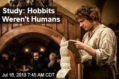 Study: Hobbits Weren't Humans