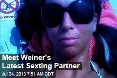 Meet Weiner's Latest Sexting Partner