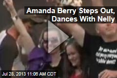 Amanda Berry Steps Out, Dances With Nelly