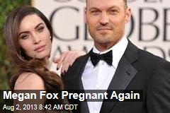 Megan Fox Pregnant Again