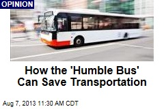 Dear City Planners, Stop Ignoring Buses
