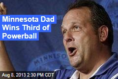 Minnesota Man Claims Share of $448M Powerball