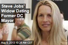Steve Jobs' Widow Dating Former DC Mayor