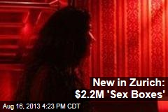 Officials Plan 'Sex Boxes' for Prostitutes