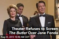 Theater Refuses to Screen The Butler Over Jane Fonda