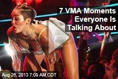 7 VMA Moments Everyone Is Talking About