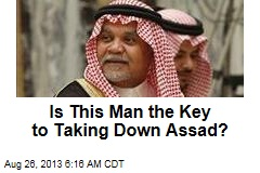 Is This Man the Key to Taking Down Assad?