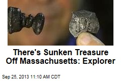 America's Only Pirate Wreck Could Hold 400K Coins