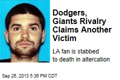 Dodgers, Giants Rivalry Claims Another Victim