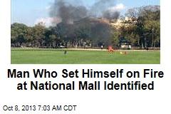 DC Self-Immolator Was New Jersey Man, 64