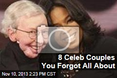 8 Celeb Couples You Forgot All About