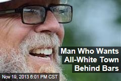Part-Black White Supremacist Behind Bars