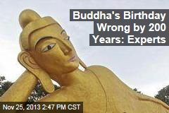Buddha May Have Lived 200 Years Earlier Than Believed