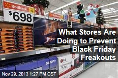 What Stores Are Doing to Prevent Black Friday Freakouts