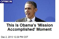 'Fixed' ObamaCare Is Really 'Mission Accomplished'