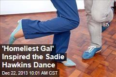'Homeliest Gal' Inspired the Sadie Hawkins Dance