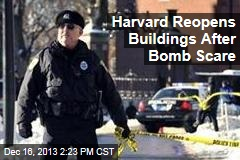 Harvard Evacuates Buildings Over Bomb Reports