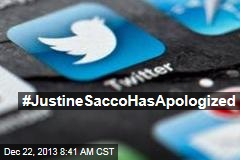 #JustineSaccoHasApologized