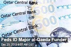 Feds ID Major al-Qaeda Funder