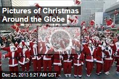 Pictures of Christmas Around the Globe