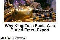 Behind King Tut's Odd Burial: Underworld God