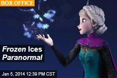 Frozen Ices Paranormal