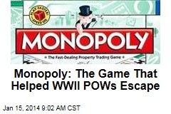 Monopoly: The Game That Helped WWII POWs Escape