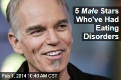 5 Male Stars Who've Had Eating Disorders