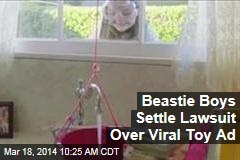 Beastie Boys Settle Lawsuit Over Viral Toy Ad