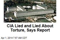 Report: CIA Used Tactic Akin to Waterboarding