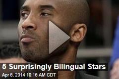 5 Surprisingly Bilingual Stars