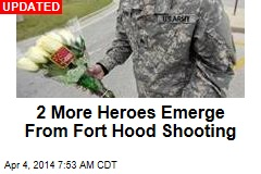 Fort Hood Counselor Died Trying to Calm Gunman