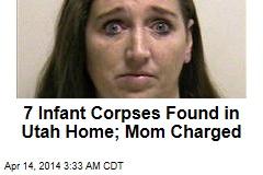 7 Dead Babies Found in Utah Home