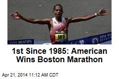 Kenya's Jeptoo Wins 3rd Boston Marathon