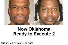 Now Oklahoma Ready to Execute 2